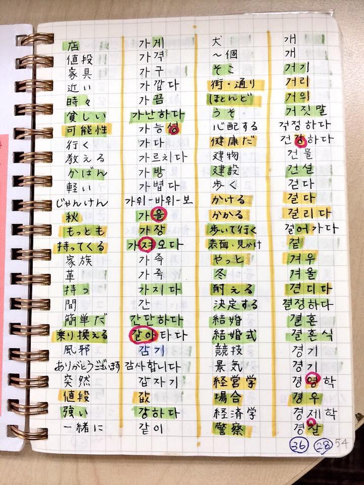韓国語は独学でも上達できる!文法からリスニング …