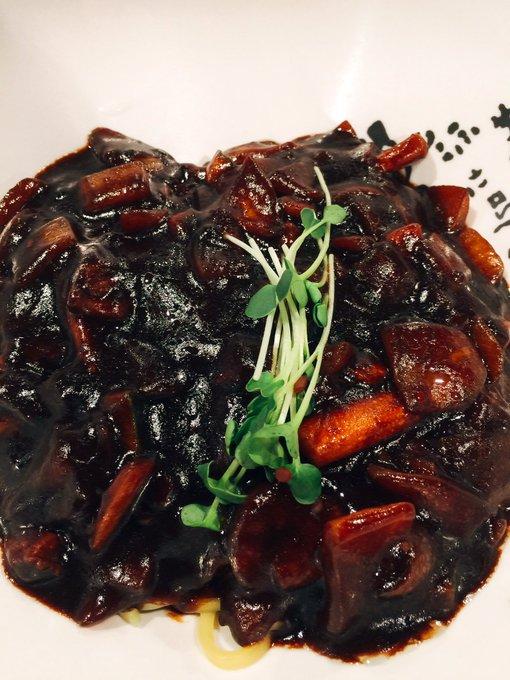 ジャジャン麺